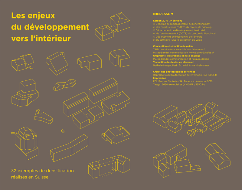Les enjeux du développement vers l\'intérieur / Leitfaden ...